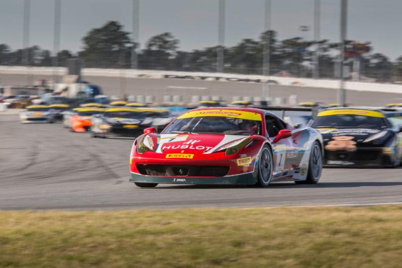 Photo: Ferrari North America