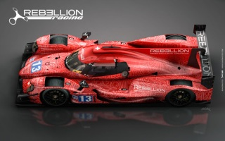 Photo: Rebellion Racing