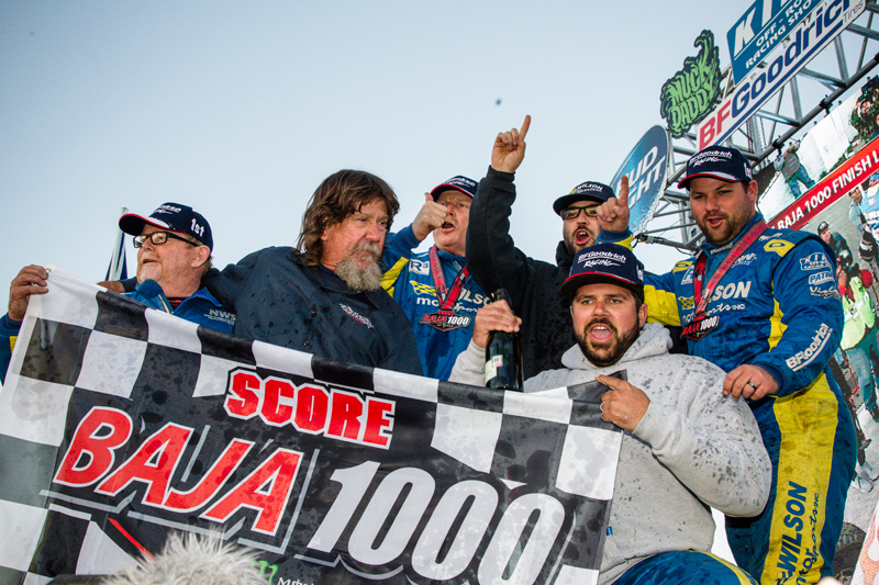 More finishers at this year's Baja 1000. Photo: Art Eugenio/GetSomePhoto
