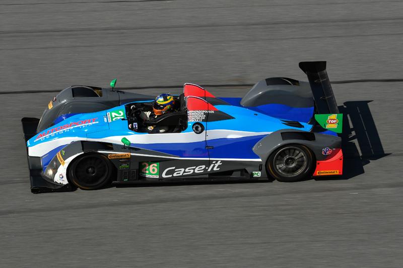No. 26 BAR1 Motorsports Oreca FLM09. Photo courtesy of IMSA