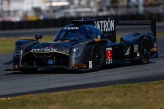 No. 2 Tequila Patron ESM Nissan Onroak DPi. Photo courtesy of IMSA