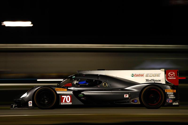 No. 70 Mazda RT24-P. Photo courtesy of IMSA