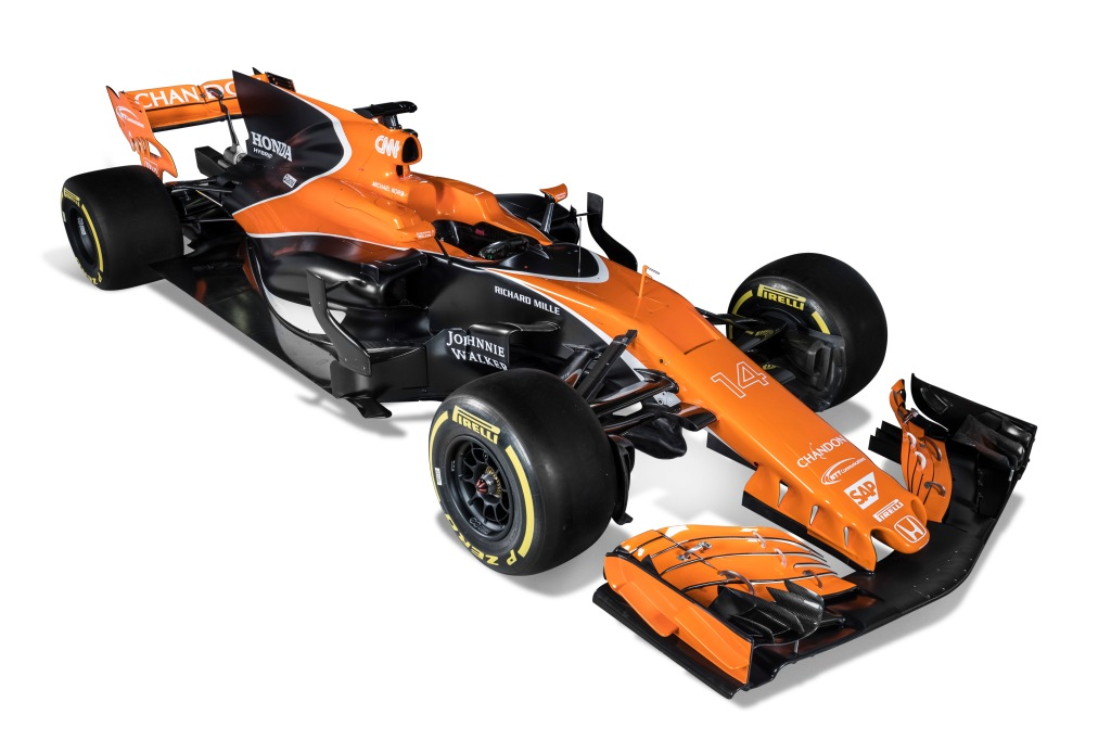 (Photo by McLaren F1 via Getty Images)