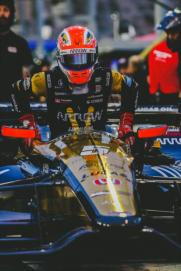 Hinchcliffe preparing to get back going.