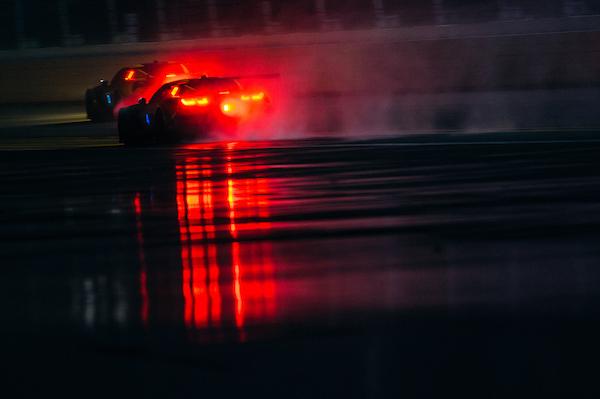 January 26-29, 2017: Rolex Daytona 24. 4 Corvette Racing, Corvette C7.R, Oliver Gavin, Tommy Milner, Marcel Fassler, 3 Corvette Racing, Corvette C7.R, Antonio Garcia, Jan Magnussen, Mike Rockenfeller
