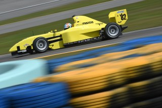 Or will Pelfrey yellow rule the day once again? Photo: Indianapolis Motor Speedway, LLC Photography