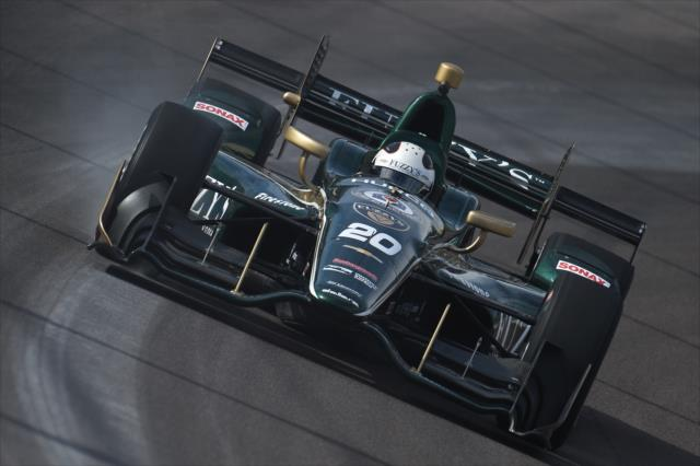 Carpenter's oval luck needs to change. Photo: IndyCar