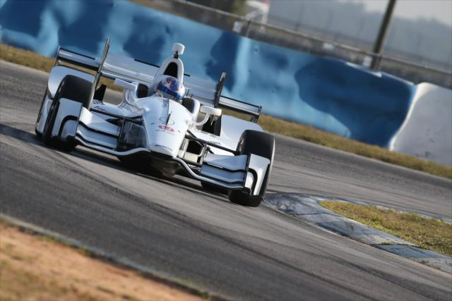 No Target, no Chevrolet. The Honda return and more questions await Ganassi. Photo: IndyCar