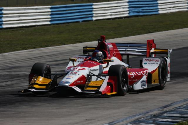 Marco Andretti is among those who need a bounce back year. Photo: IndyCar