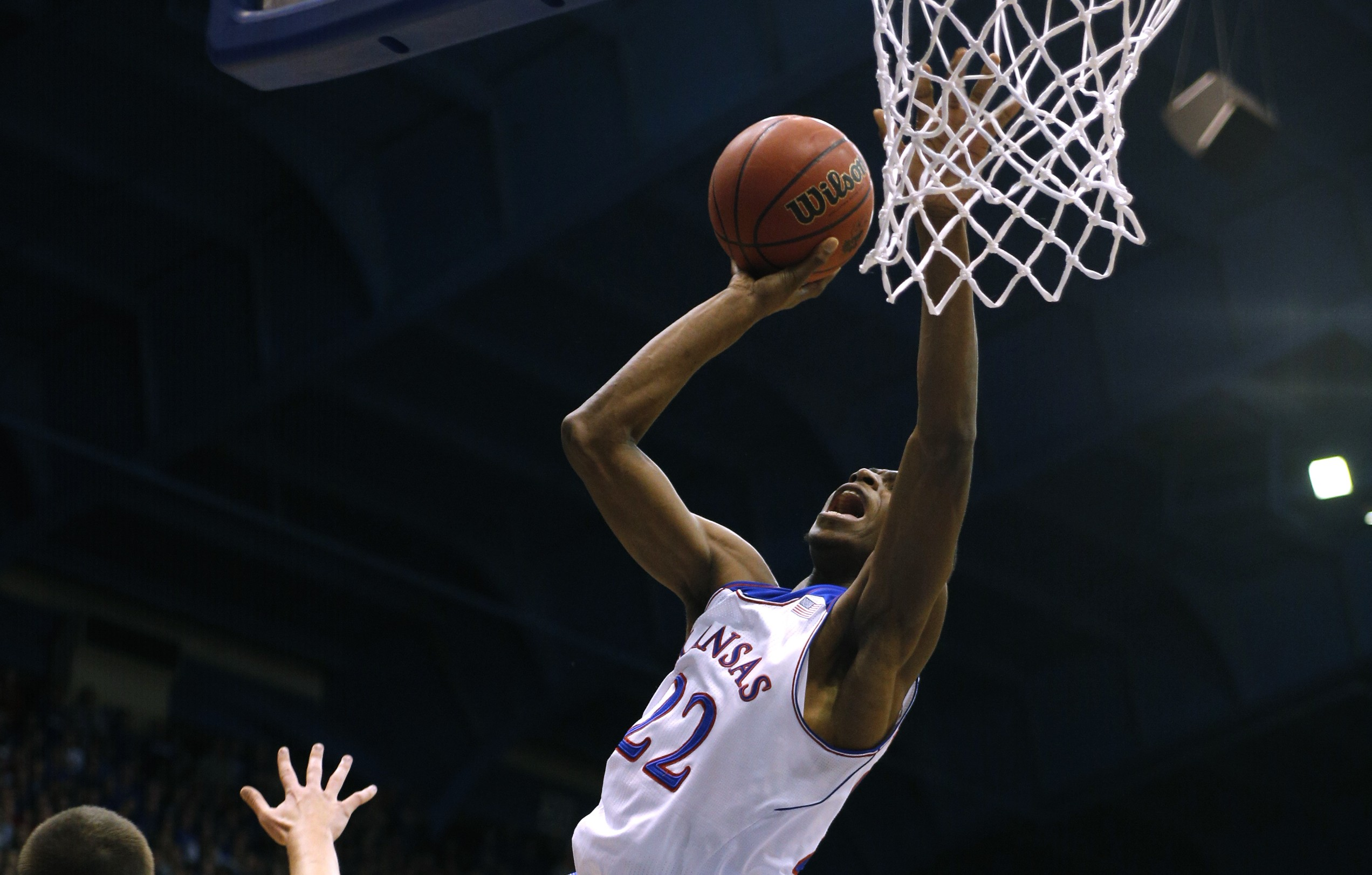 Andrew Wiggins (Photo by Ed Zurga/Getty Images)