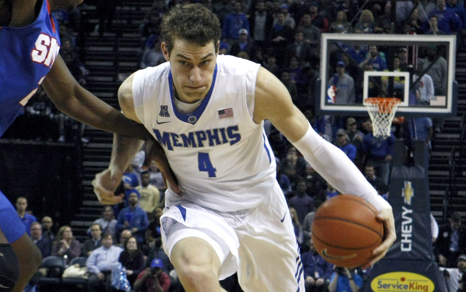 Virginia transfer Austin Nichols (AP Photo)