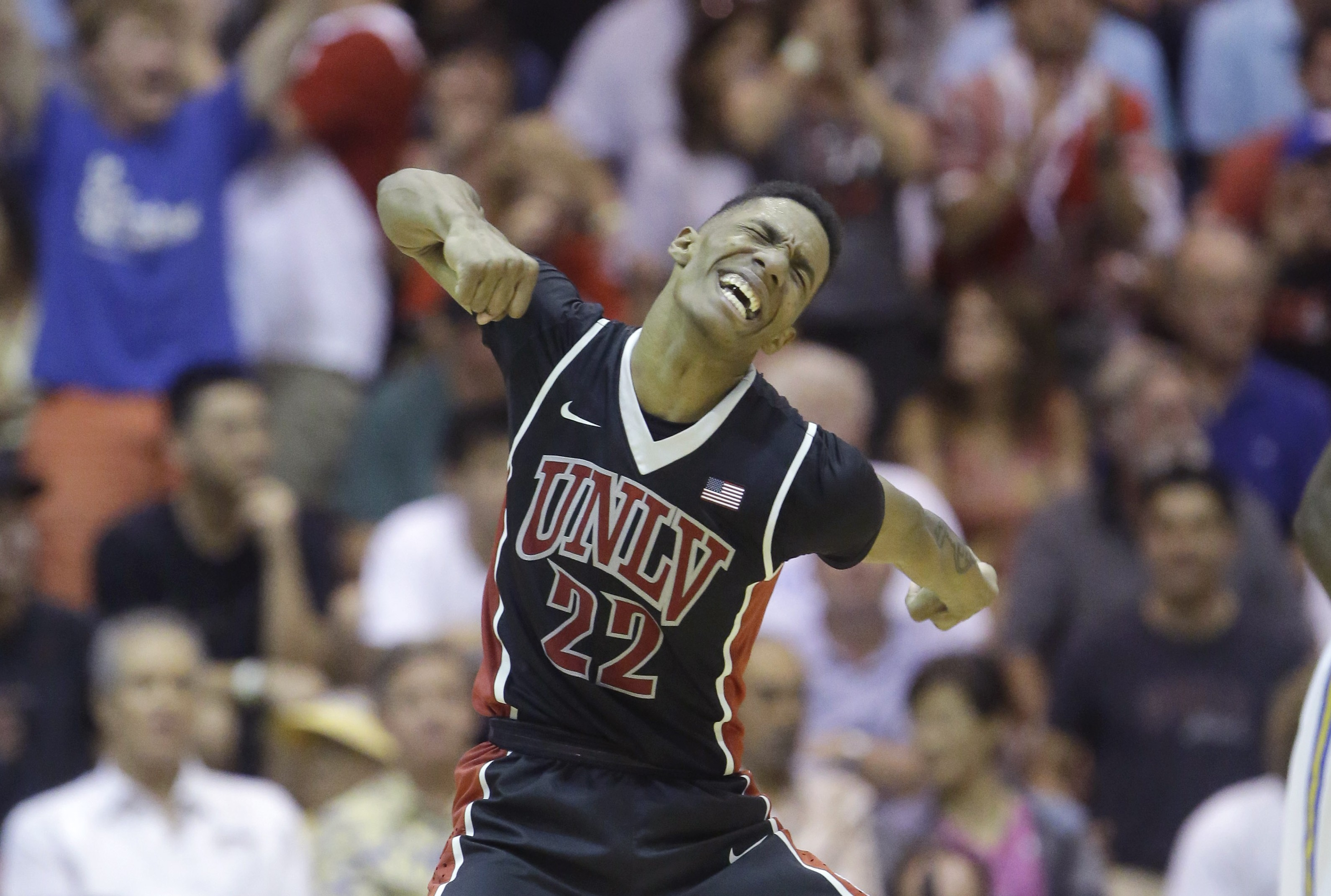 Patrick McCaw (AP Photo/Rick Bowmer)