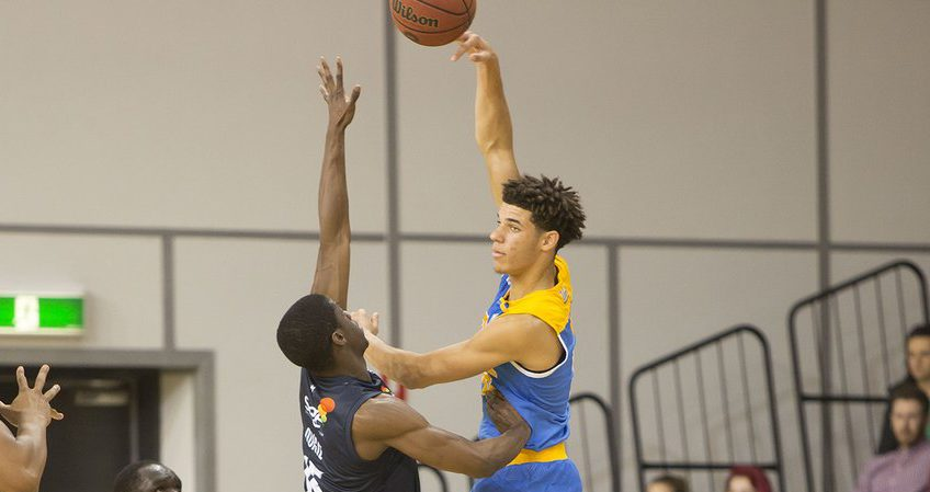 Lonzo Ball (UCLA Athletics)