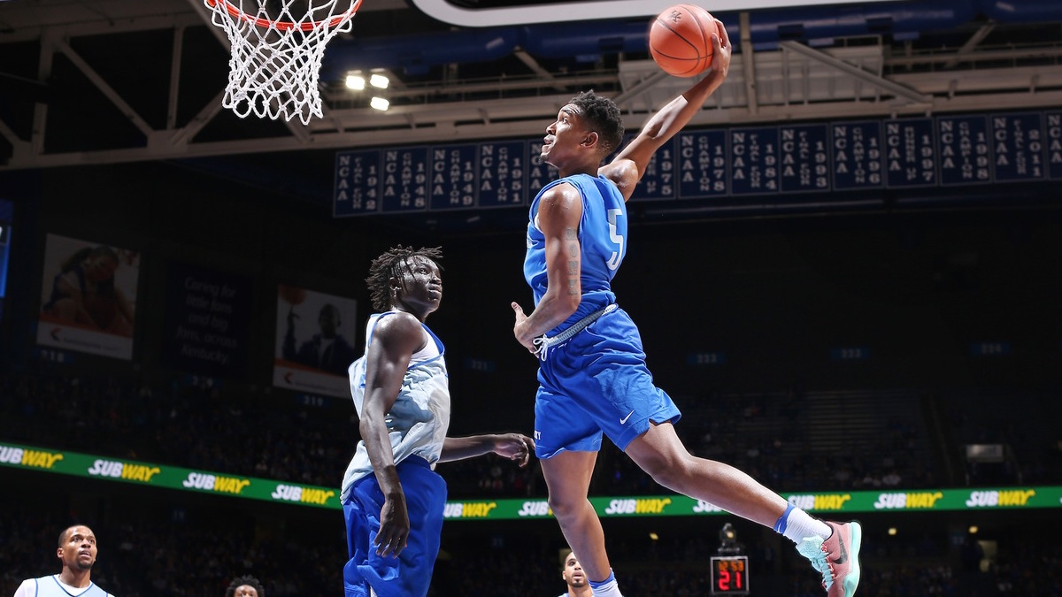 Malik Monk (Kentucky Athletics)