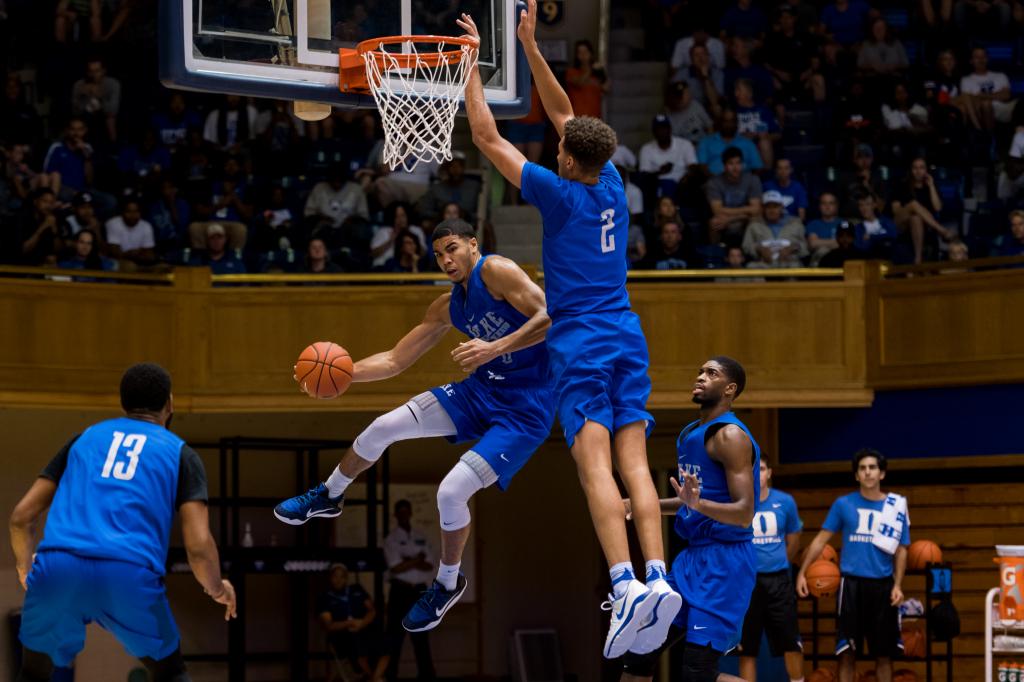 Jayson Tatum (photo courtesy Duke Athletics)