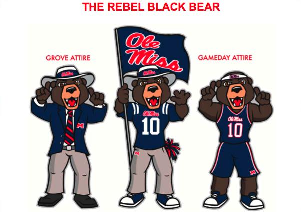 Ole Miss Rebel Black Bear.png