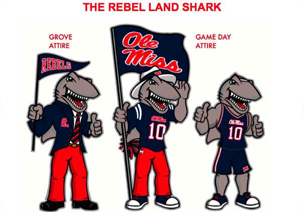 Ole Miss Rebel Land Shark.png