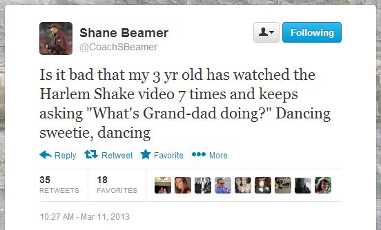 Shane Beamer Tweet