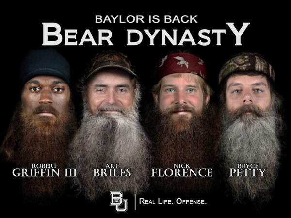 Baylor Duck Dynasty