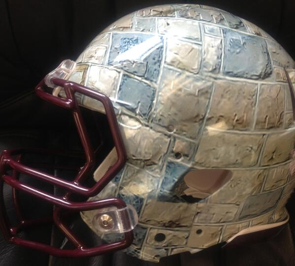 Virginia Tech Helmet Design
