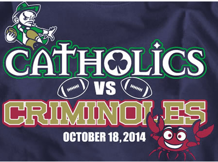 Catholics vs Criminoles