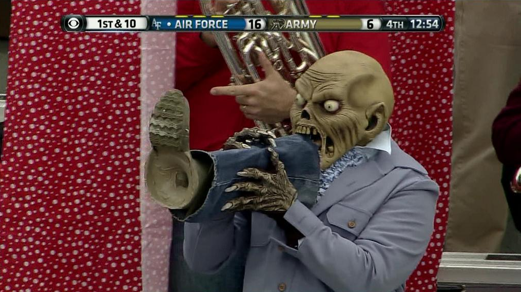 Leg Trumpet