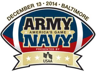 2014 Army-Navy Logo