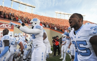 North Carolina v Virginia Tech
