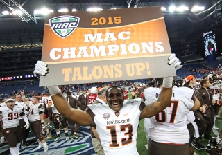 MAC Championship - Bowling Green v Northern Illinois