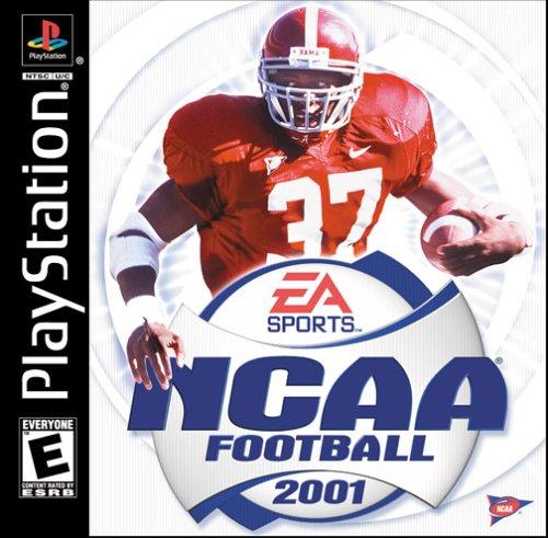 NCAA Football 2001 - Shaun Alexander
