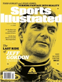 SI Cover Gordon