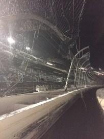 2015 Daytona II fence