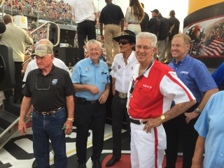 2015 NASCAR Hall of Famers