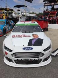 2015 Steve Byrnes car