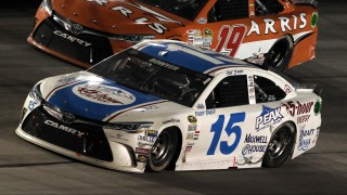 during the NASCAR Sprint Cup Series Bojangles' Southern 500 at Darlington Raceway on September 6, 2015 in Darlington, South Carolina.