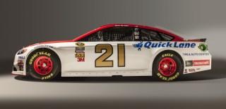 2017 NASCAR Fusion 1