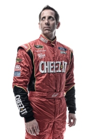 DAYTONA BEACH, FL - FEBRUARY 16: (EDITOR'S NOTE: This image has been processed using digital filters.) NASCAR Sprint Cup Series driver Greg Biffle poses for a portrait during NASCAR Media Day at Daytona International Speedway on February 16, 2016 in Daytona Beach, Florida. (Photo by Jared C. Tilton/Getty Images)