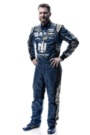 poses for a portrait during NASCAR Media Day at Daytona International Speedway on February 16, 2016 in Daytona Beach, Florida.