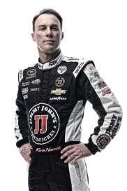 DAYTONA BEACH, FL - FEBRUARY 16: (EDITOR'S NOTE: This image has been processed using digital filters.) NASCAR Sprint Cup Series driver Kevin Harvick poses for a portrait during NASCAR Media Day at Daytona International Speedway on February 16, 2016 in Daytona Beach, Florida. (Photo by Jared C. Tilton/Getty Images)