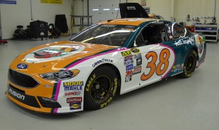 Source: Front Row Motorsports