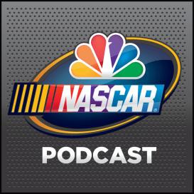 nascar on NBC podcast logo