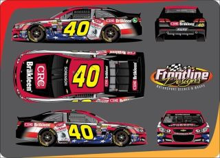 Sorenson to race at Daytona car images