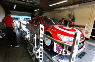 NASCAR Sprint Cup Series FireKeepers Casino 400 - Qualifying
