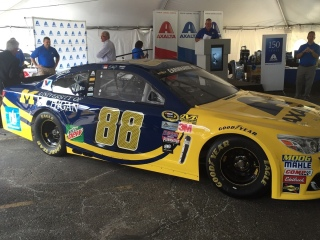 Dale Jr Michigan II