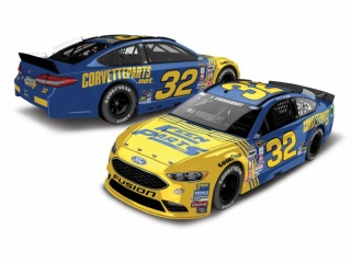 jeffrey earnhardt throwback paint scheme at Darlington
