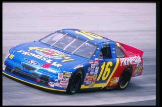 1 Jun 1997: Ted Musgrave performs during the Miller 500 at the Dover Downs International Speedway in Dover, Delaware. Mandatory Credit: Craig Jones /Allsport