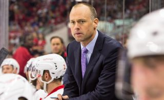 Coach Blashill Action
