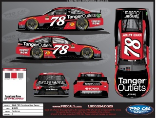 Truex Richmond II