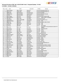 chicagoland-xfinity-entry-list