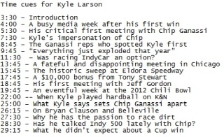 kyle-larson-time-cues